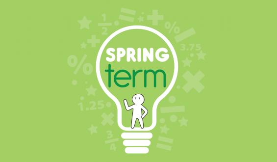 Think Maths spring term key stage 2