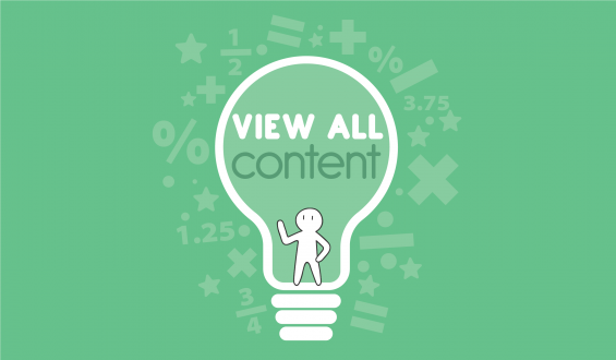 Think Maths view all content key stage 2