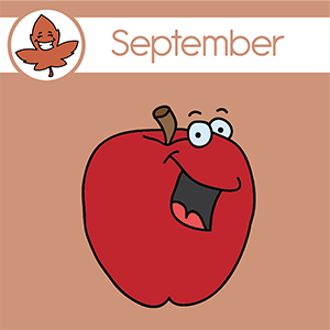 topic calendar September