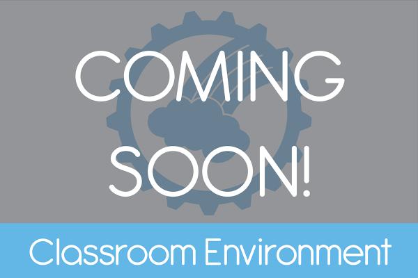 Classroom Environment Classroom Topic Packs