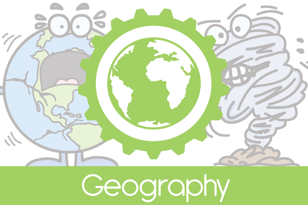 Geography Classroom Topic Packs