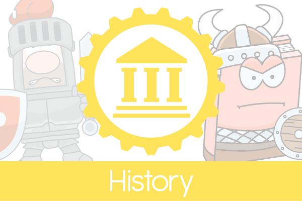 History Classroom Topic Packs