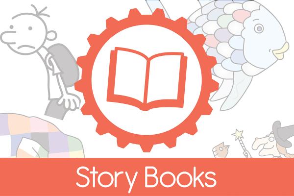 Story Books Classroom Topic Packs