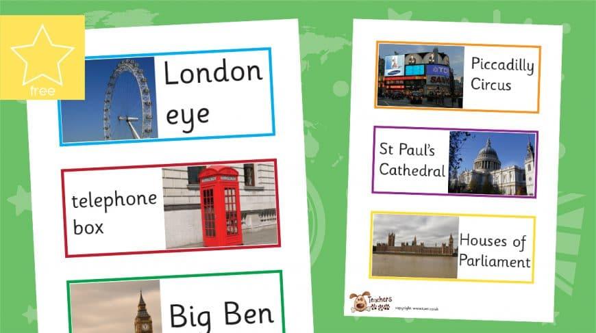 London labels
