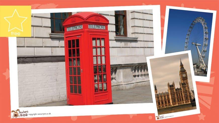 London photo pack 1