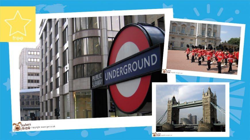 London photo pack 2
