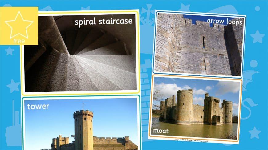 castle photo pack