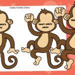 Cheeky Monkey Display