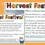 Harvest Festival Posters