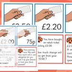 Circus Tickets – Money Activity