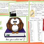 KS2 Literacy Challenge Cards