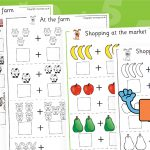 Simple Addition – Counting at the Farm