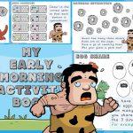 Year 1 Week 4 Morning Starter Activities
