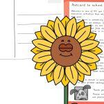 Transition – Postcard to My teacher