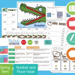 Spring Year 2 Week 1 THINK Maths Teaching Pack
