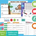 Spring Year 2 Week 2 THINK Maths Teaching Pack
