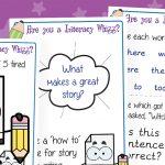 Literacy Whizz Challenges