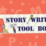 Story Writer's Tool Box Banner