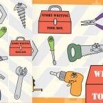 Story Writer's Tool Box Borders