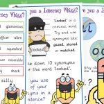 Literacy Whizz Challenges (KS1)