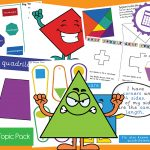2D Shapes Maths Topic Pack