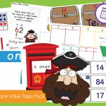 Year 1 & 2 Place Value Topic Pack