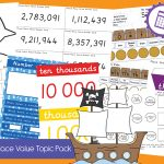 Year 5 & 6 Place Value Topic Pack