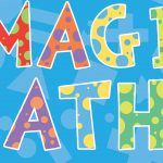 Magic Maths Display Lettering