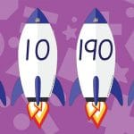 Rockets to 200 in 10s