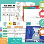 Autumn Year 3 Week 1 THINK Maths Teaching Pack