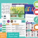 Autumn Year 4 Week 1 THINK Maths Teaching Pack