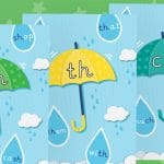 Phase 3 Pack 1 Umbrella Phonic Sound Posters