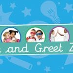 Meet and Greet Zone Banner